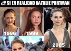Enlace a ¿Tendrán algún parentesco familiar Natalie Portman y Jordi Hurtado?