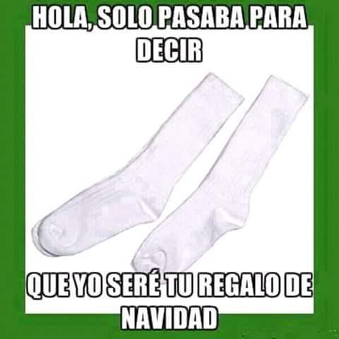 Meme_otros - Triste... Triste realidad navideña...