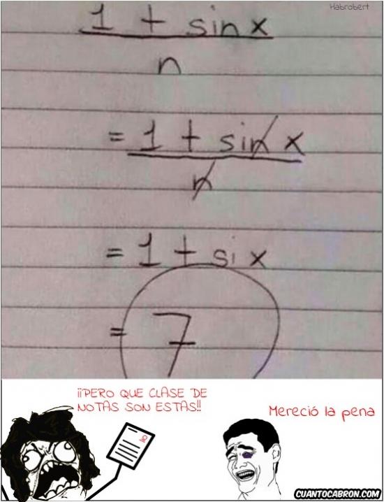 Yao - Ser el boss de los exámenes no tiene precio