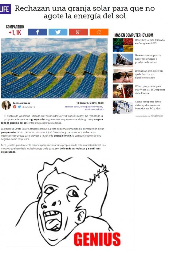 Retarded - La granja solar Genius