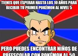Enlace a El mundo Pokémon es muy injusto