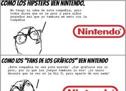 Enlace a Diferentes formas de ver a Nintendo