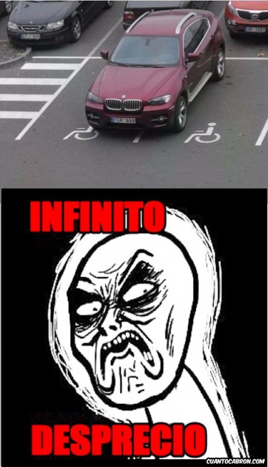 Infinito_desprecio - Porque hay gente que no merece otra cosa