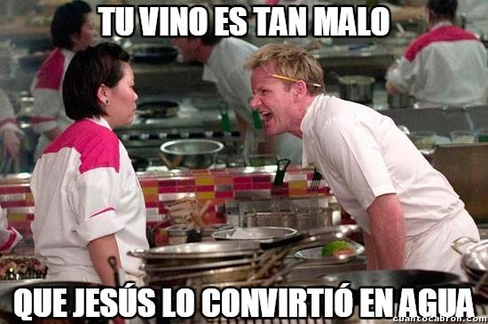 Chef_ramsay - Jesús sabe lo que tiene que hacer en cada circunstancia
