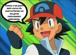 Enlace a El trayecto de Ash como entrenador Pokémon deja un poco que desear