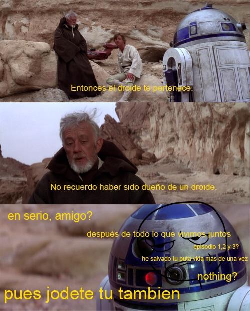 Kidding_me - Obi-Wan y su memoria