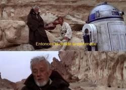 Enlace a Obi-Wan y su memoria