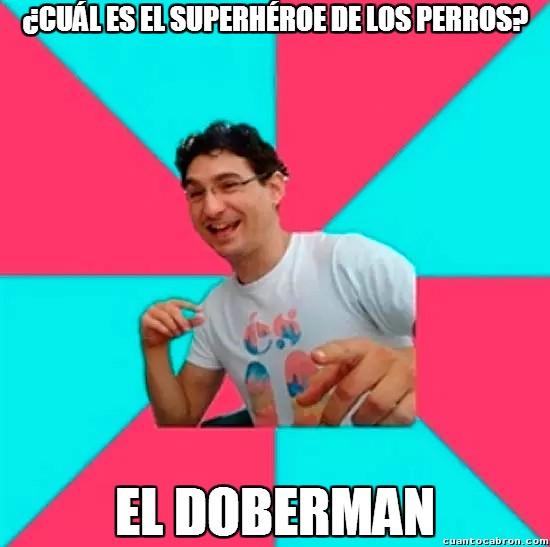 Bad_joke_deivid - El Superman de los perros