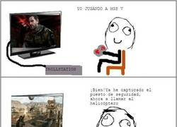 Enlace a Metal Gear Troll