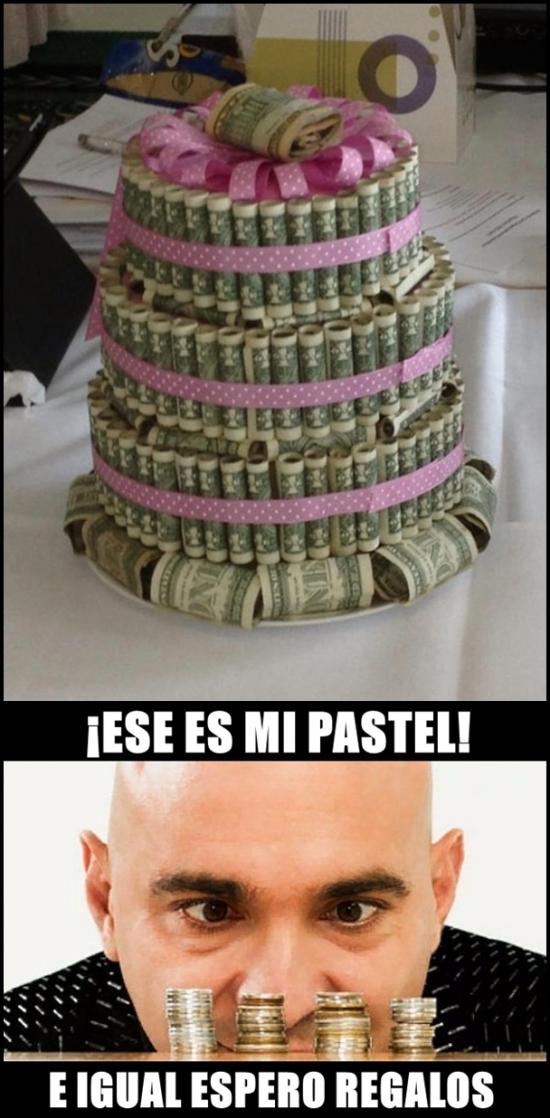 Colega_rata - El pastel que todos queremos como regalo de Reyes