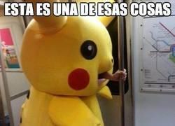 Enlace a Mamá, ¿qué ha comido ese Pikachu?