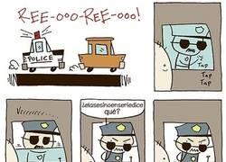 Enlace a La policía más eficaz