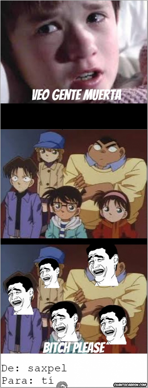 Yao - Los más gafes de los dibujos animados sin duda