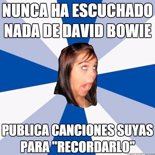 Amiga_facebook_molesta - Facebook ahora mismo a reventar de fans de David Bowie