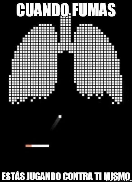Meme_otros - ¡Dejad de fumar!