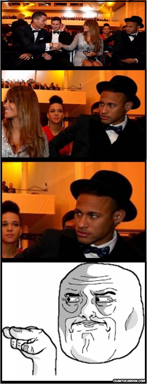 Im_watching_you - No te pases ni un pelo que te estoy vigilando, Cristiano