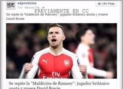 Enlace a Ramsey sigue matando con sus goles