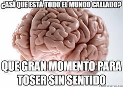 Enlace a El cerebro trolleando desde tiempos inmemoriables