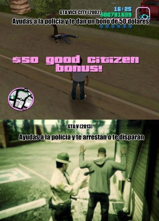 Meme_otros - El GTA V tiene que mejorar mucho