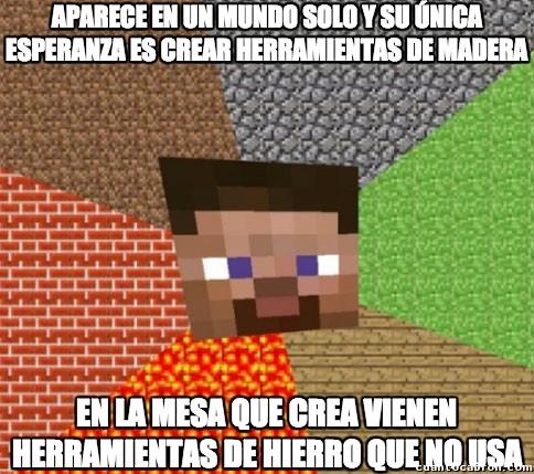 Minecraft - La logica del Minecraft