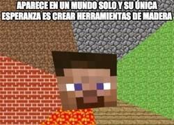 Enlace a La logica del Minecraft