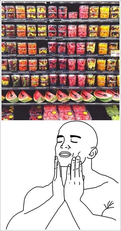 Otros - ¿Quién dijo que comer frutas no es divertido?