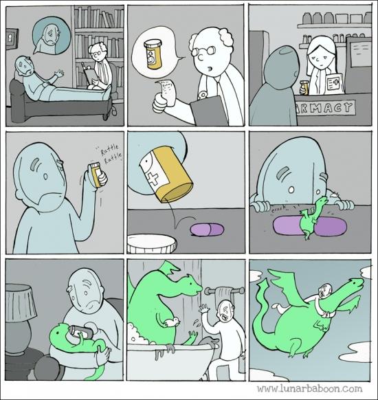Otros - La medicación solo hace que maquillar la realidad
