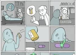 Enlace a La medicación solo hace que maquillar la realidad
