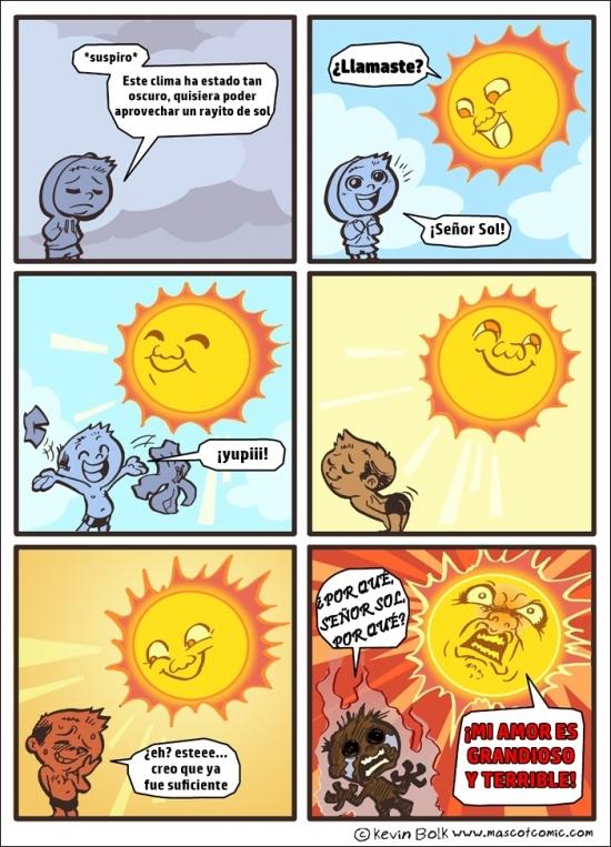 Otros - El amor del Sol
