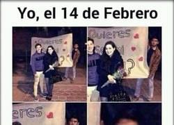 Enlace a La realidad que varios tendrán en San Valentin