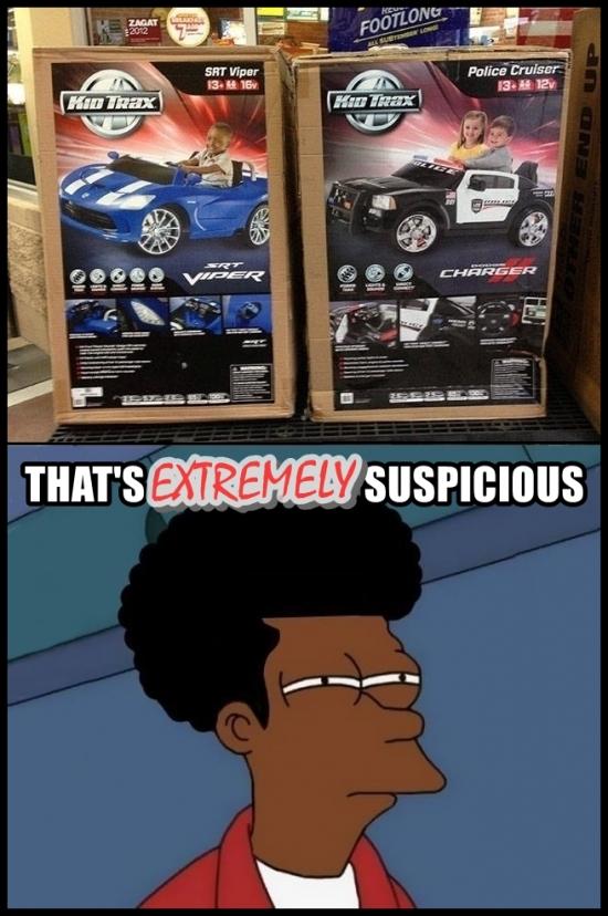 Fry - Estos juguetes son muy sospechosos...