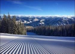 Enlace a Nada como llegar primero a esquiar y encontrarte esto