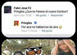 Enlace a Pringles se marca un turn down for what