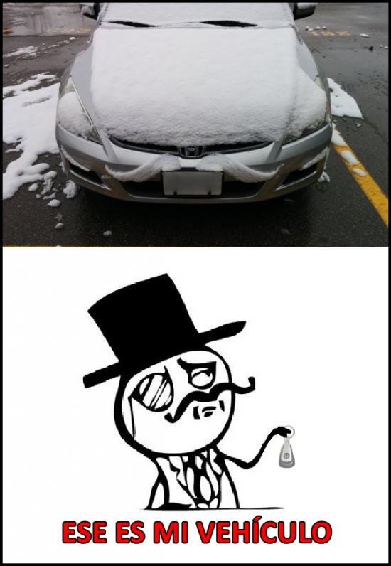 Feel_like_a_sir - Este coche no podía ser de nadie más...