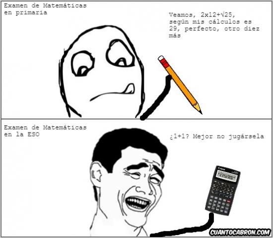 calculadora,eso,examen,primaria,troll,yao ming