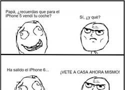 Enlace a Tener un iPhone nuevo no sale gratis...