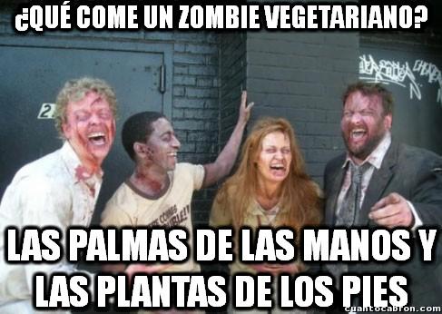 Zombie - Zombies fieles a su su estilo de vida