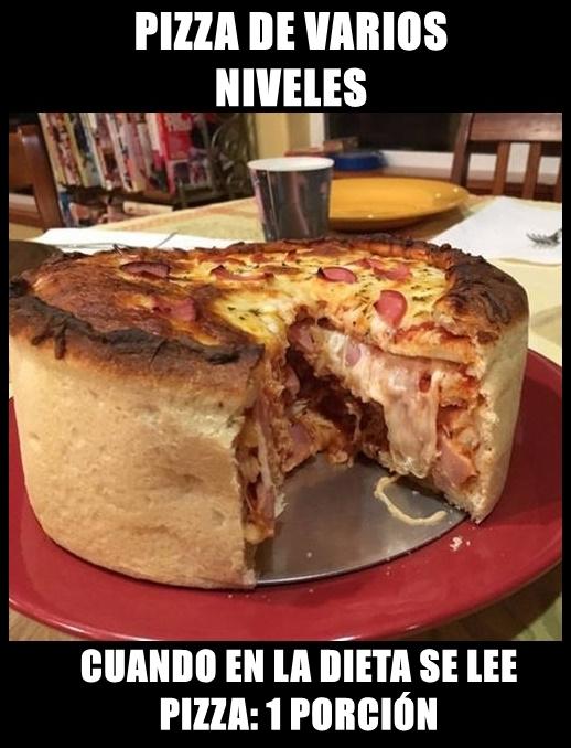 Meme_otros - Técnicamente no te estarías saliendo de la dieta, ¿cierto?