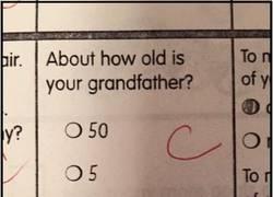 Enlace a No sé que haría si fuese profesor y recibiese esto...