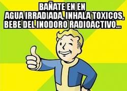 Enlace a ¿Radiación peligrosa? Nunca en este juego