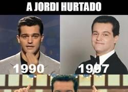 Enlace a Jordi Hurtado no contaba con este rival tan difícil...