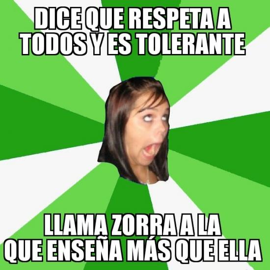 Amiga_facebook_molesta - El respeto ante todo
