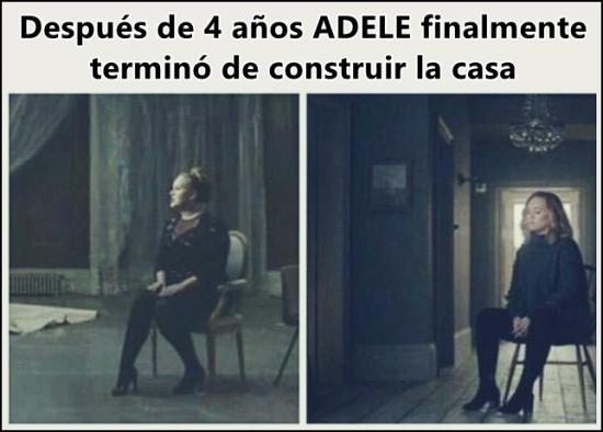 Meme_otros - El motivo real de la retirada de Adele