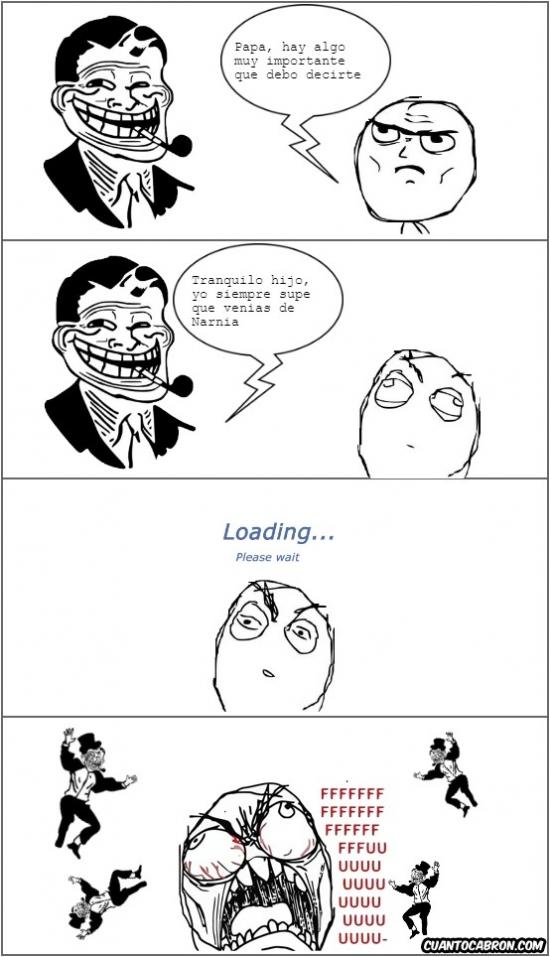 Trolldad - Un padre que te lleva a la locura en una frase