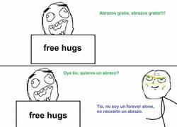 Enlace a Cuando eres muy orgulloso pero si necesitas un abrazo :(