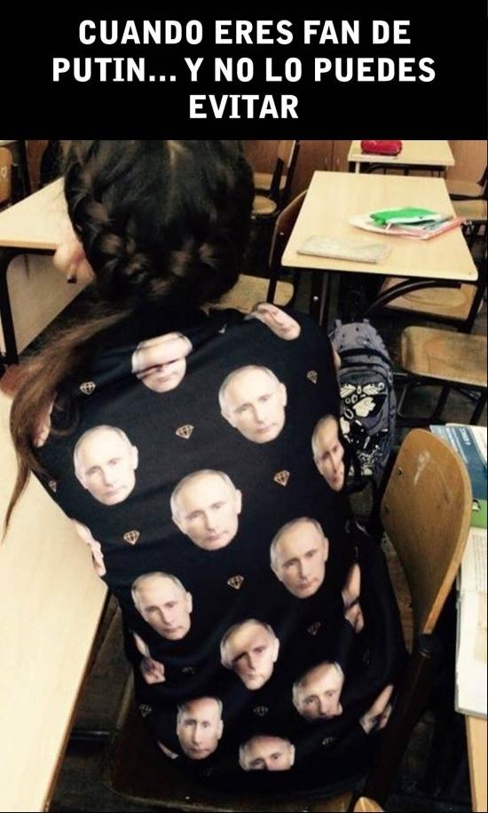 Meme_otros - Una auténtica Putinlieber