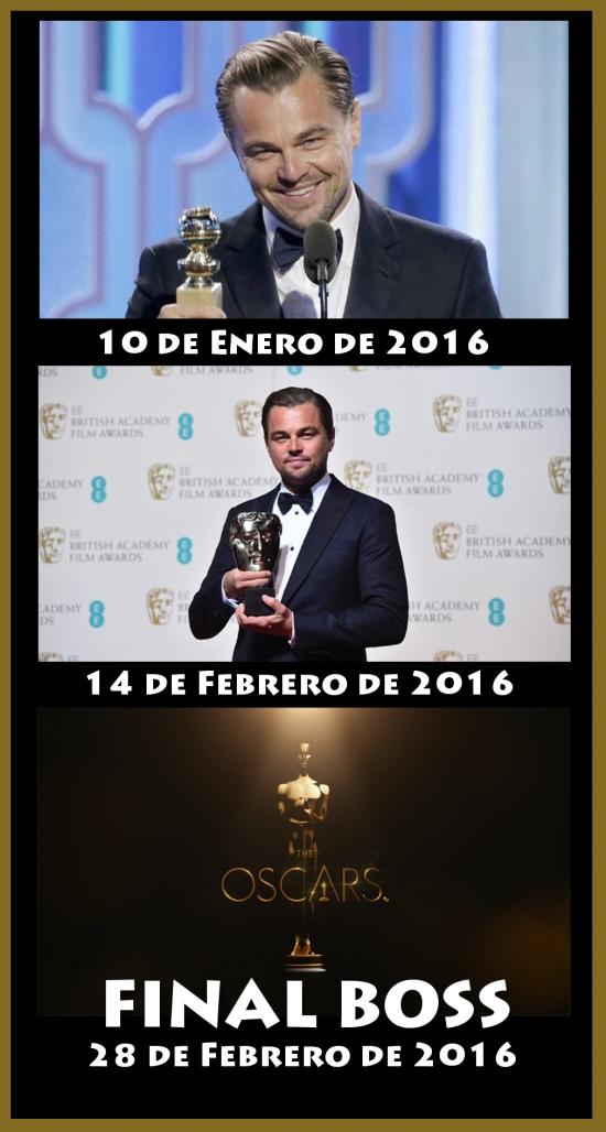 Me_gusta - Leonardo DiCaprio cada vez más cerca del Oscar