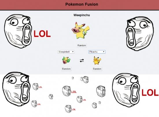 Lol - Un Pokémon muy LOL