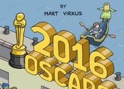 Enlace a Los Oscar 2016