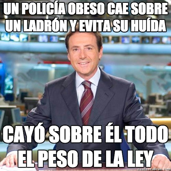 Meme_matias - El peso de la ley
